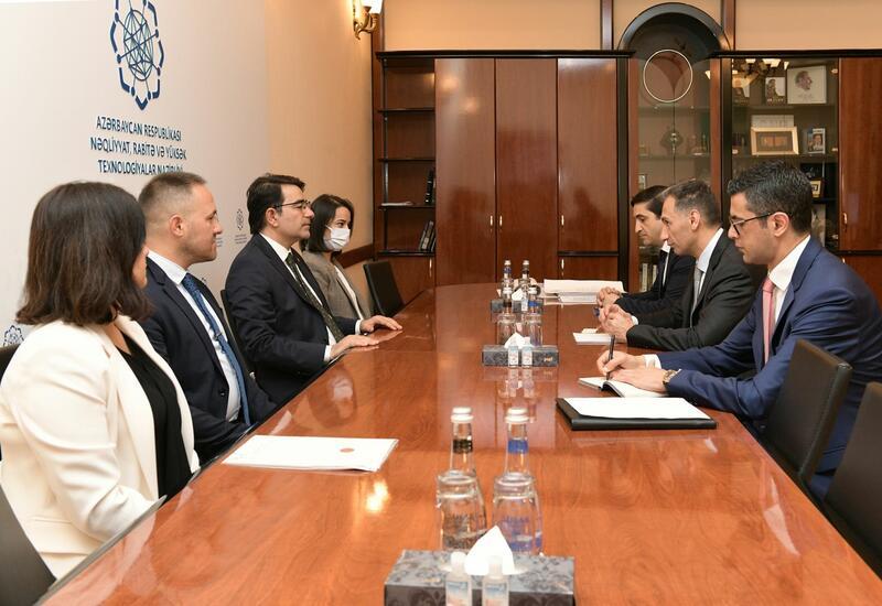 Азербайджан и Турция обсудили вопросы сотрудничества в сфере человеческих ресурсов