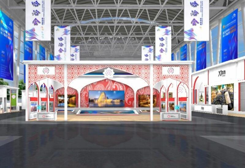 Азербайджан участвует в международной торгово-экономической выставке в Китае