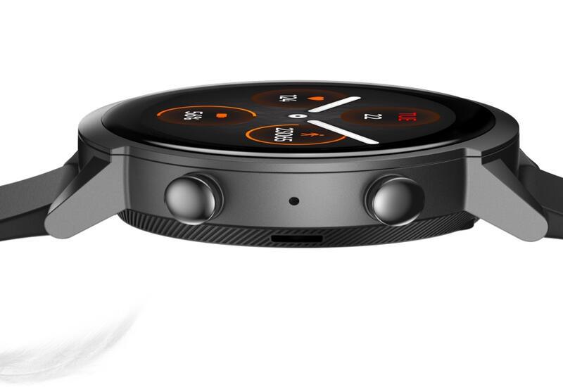Компания Mobvoi представила умные часы TicWatch E3