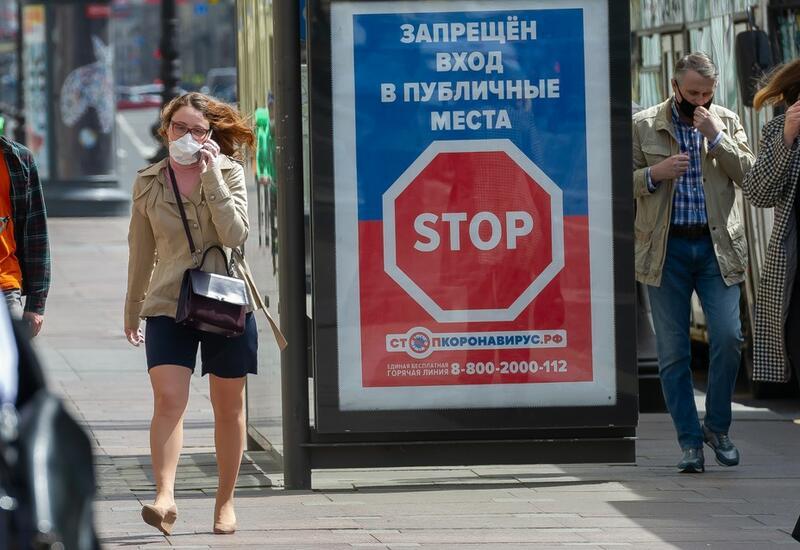 В Петербурге ужесточили ограничения по коронавирусу