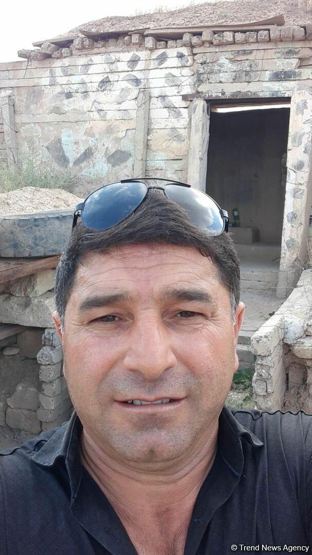 МВД Азербайджана о пропавшем в Агдамском районе местном жителе