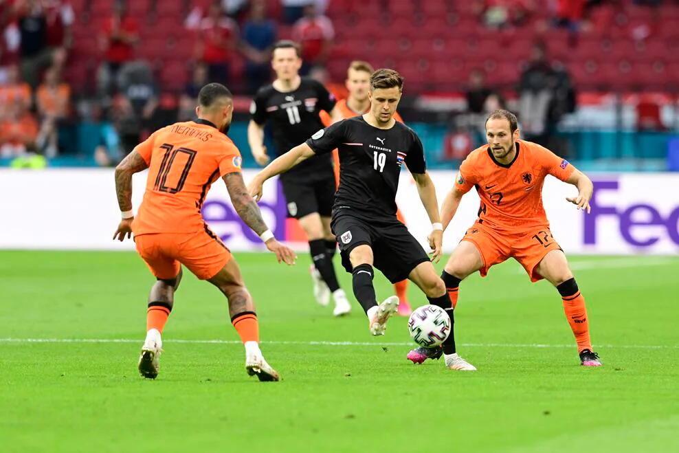 ЕВРО-2020: Нидерланды обыграли Австрию