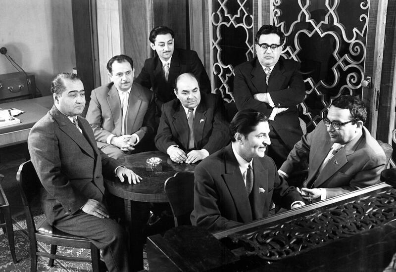 В Союзе композиторов отметили столетие Джангира Джангирова