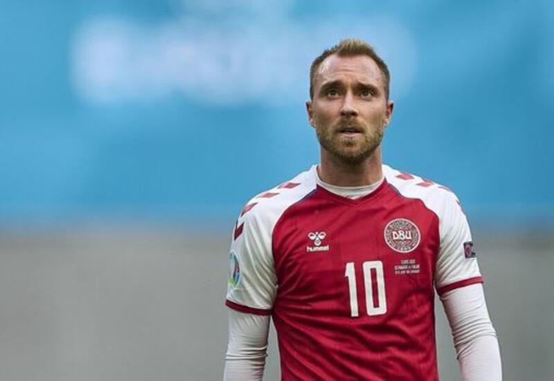 Футболист сборной Дании Эриксен перенес операцию на сердце