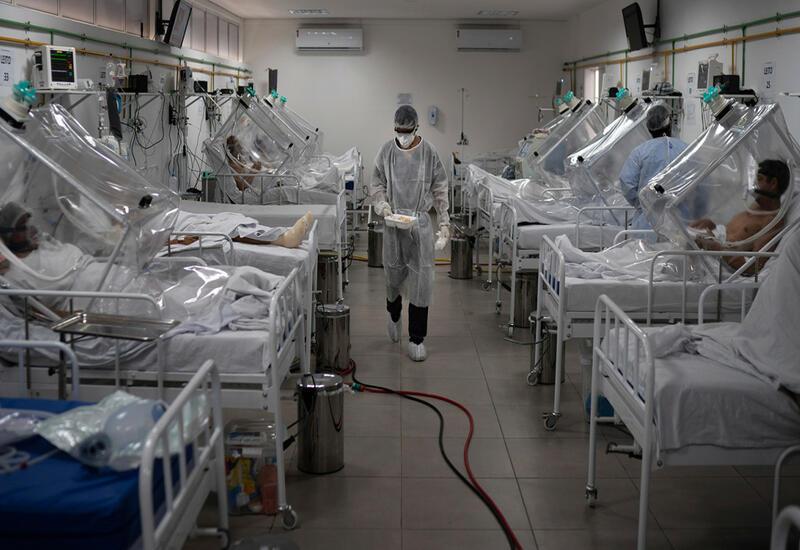 В Дагестане отмечается активный рост числа заболевших COVID-19