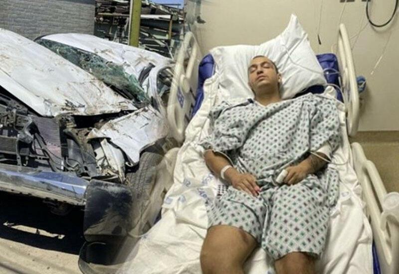 Сын Нуры Сури попал в страшную аварию