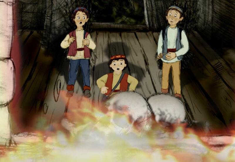 Азербайджанский мультфильм вошел в сборник лучших анимационных фильмов 2021 года