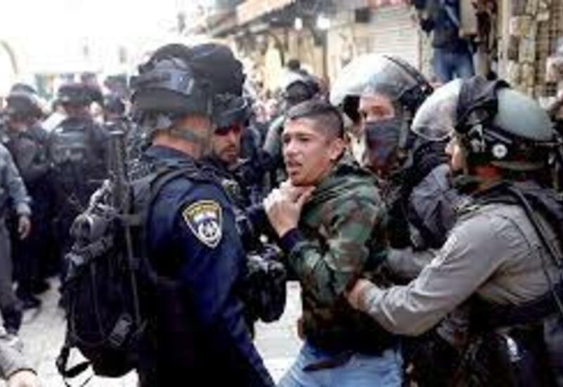 Столкновения палестинцев с израильской полицией начались в Иерусалиме