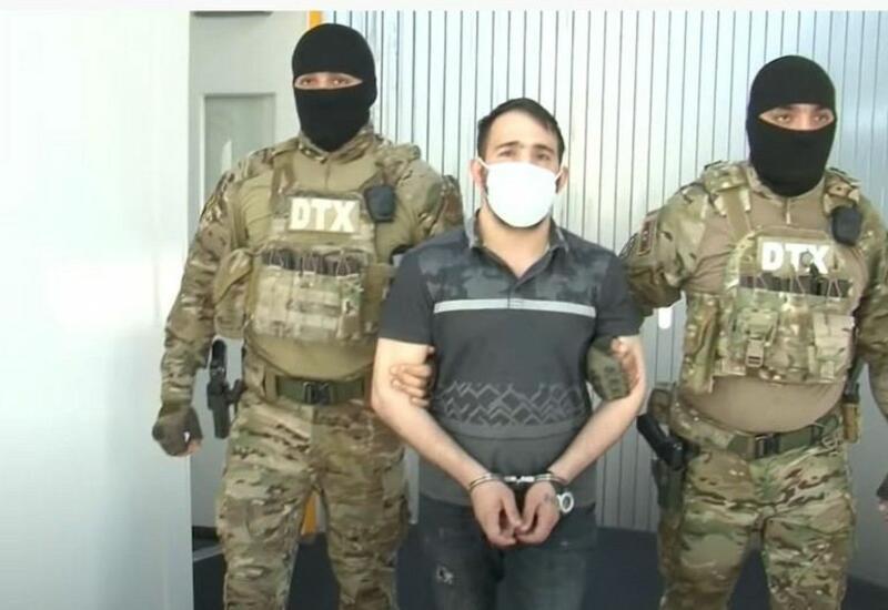 В Украине арестован азербайджанец, участвовавший в деятельности незаконных вооруженных формирований в Сирии