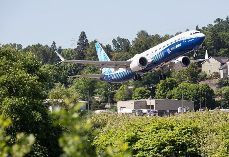 Boeing 737 MAX 10 совершил свой первый рейс