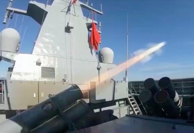 В Турции заявили об успешном испытании противокарабельной ракеты Atmaca