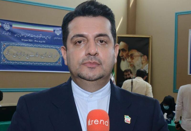 Иран намерен развивать транзитные перевозки с Азербайджаном