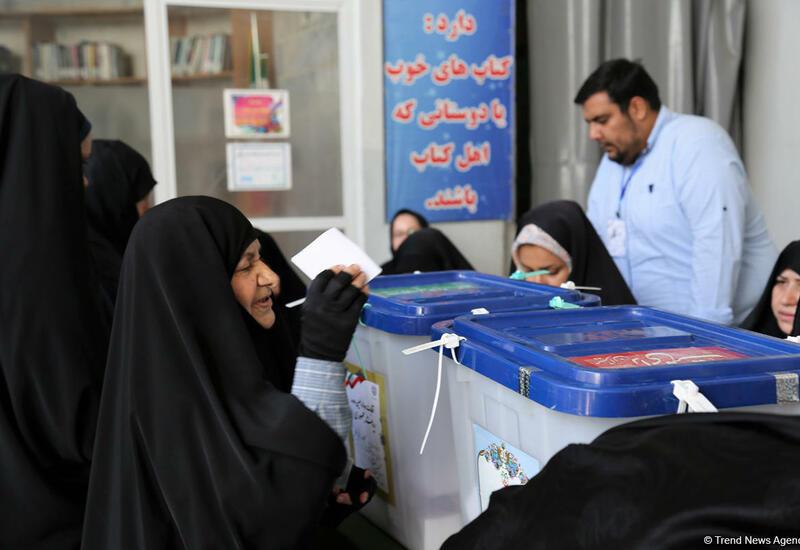 В Иране число проголосововаших на президентских выборах превысило 14 млн человек