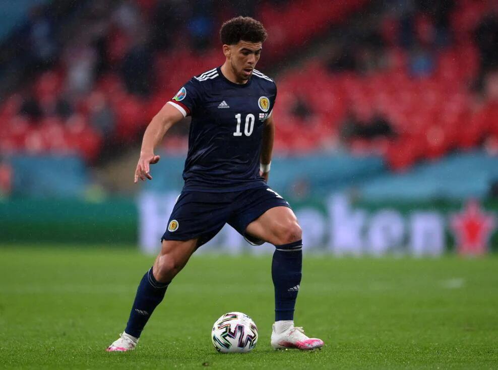 Англия сыграла вничью с Шотландией на групповом этапе Евро-2020