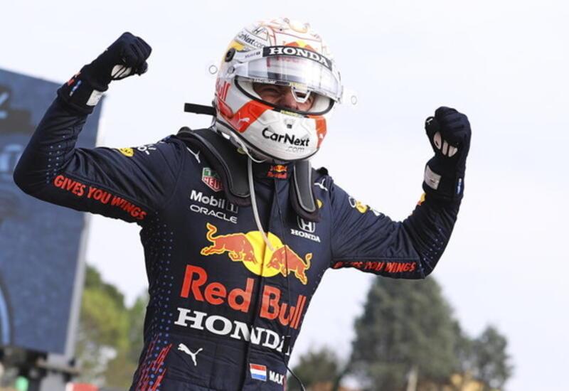 Гран-при Франции. Ферстаппен стал лучшим в третьей практике