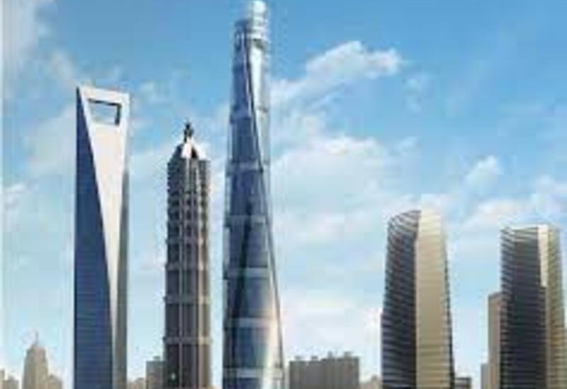 В Шанхае открылся самый высокий в мире отель с рестораном