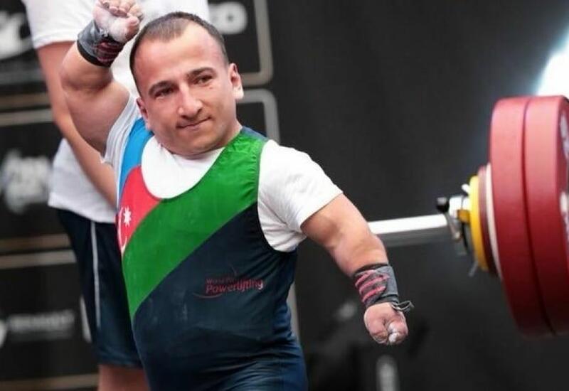 Самый низкорослый спортсмен в мире завоевал для Азербайджана лицензию на Летние Паралимпийские игры в Японии