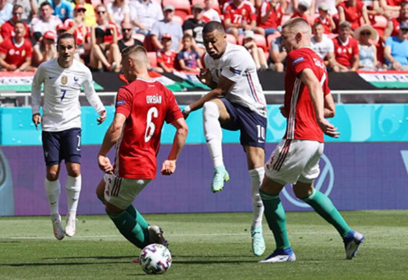 Футболист сборной Венгрии получил тепловой удар в матче чемпионата Европы