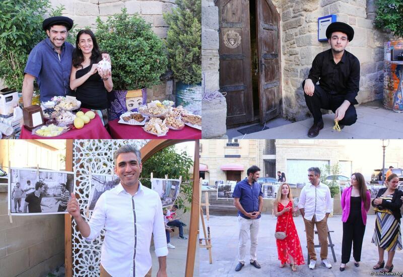 Бакинские мяхялля – самая добрая атмосфера в рамках Baku Street Photo Festival