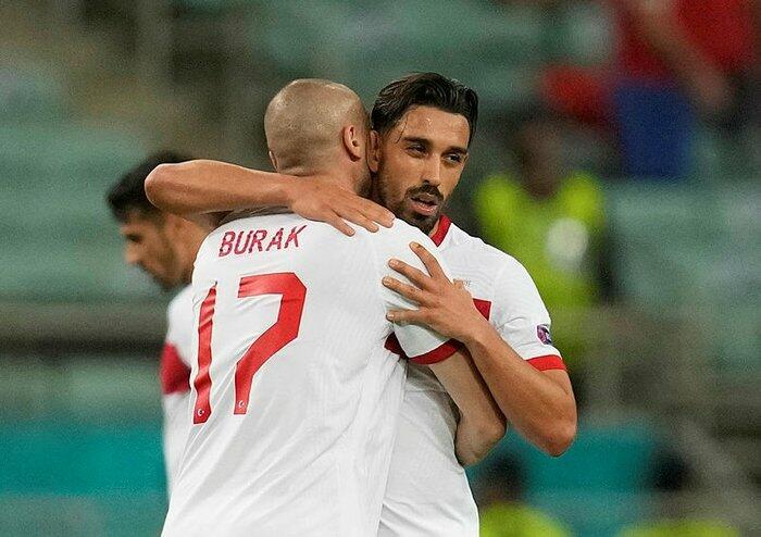 ЕВРО-2020: Сборная Швейцарии обыграла Турцию в бакинском матче