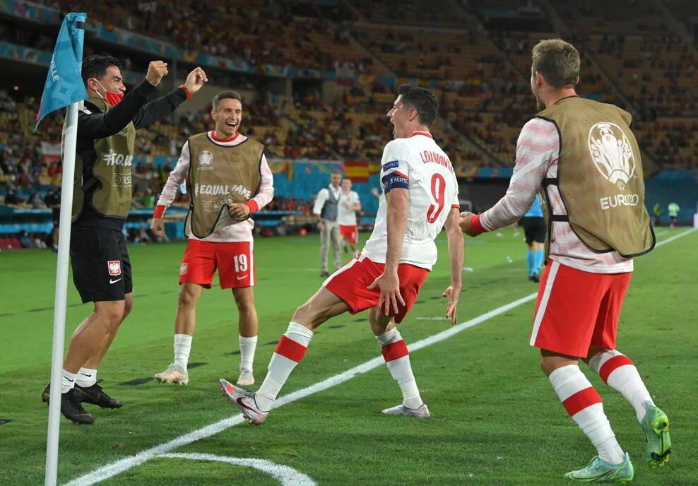 Испания упустила победу в матче с Польшей