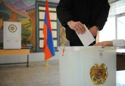 Скандальные выборы в Армении: Партия Пашиняна набирает почти 54% голосов