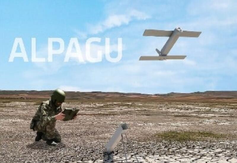 Турция проводит испытания нового беспилотника