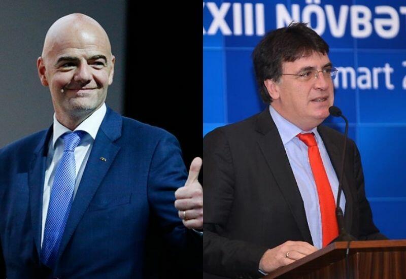 Президент ФИФА и Генсек УЕФА посетят матч Евро-2020 Швейцария – Турция в Баку