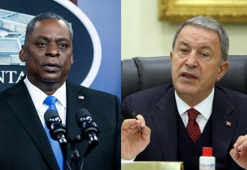 Министры обороны США и Турции обсудили ситуацию в Афганистане