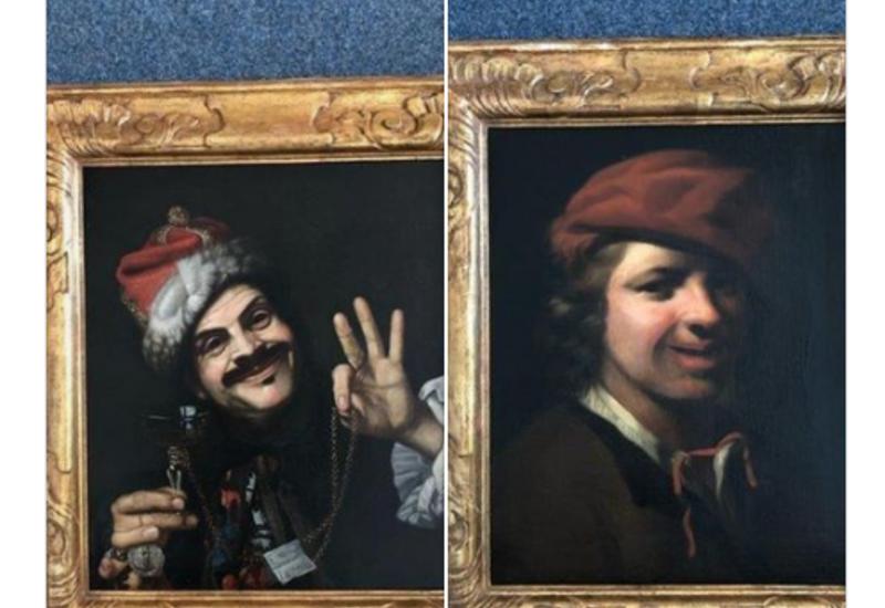 В Германии среди мусора нашли редкие картины XVII века