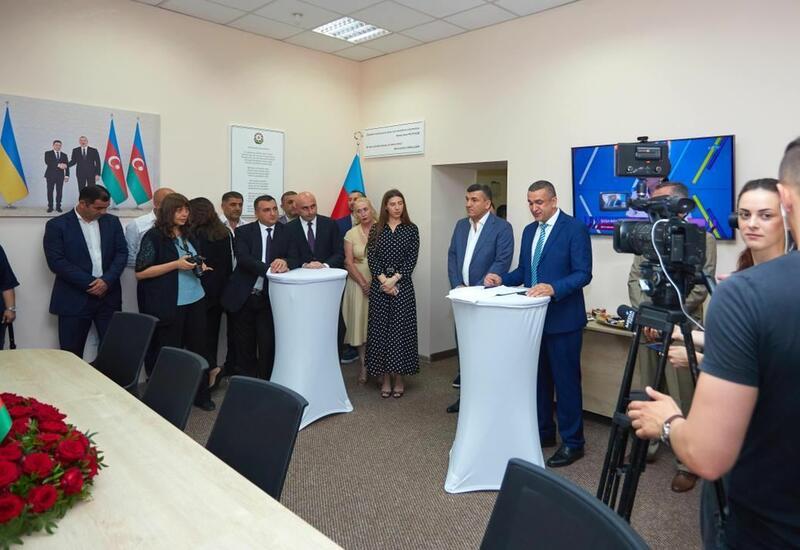 В Oдессе открыт Дом Азербайджана