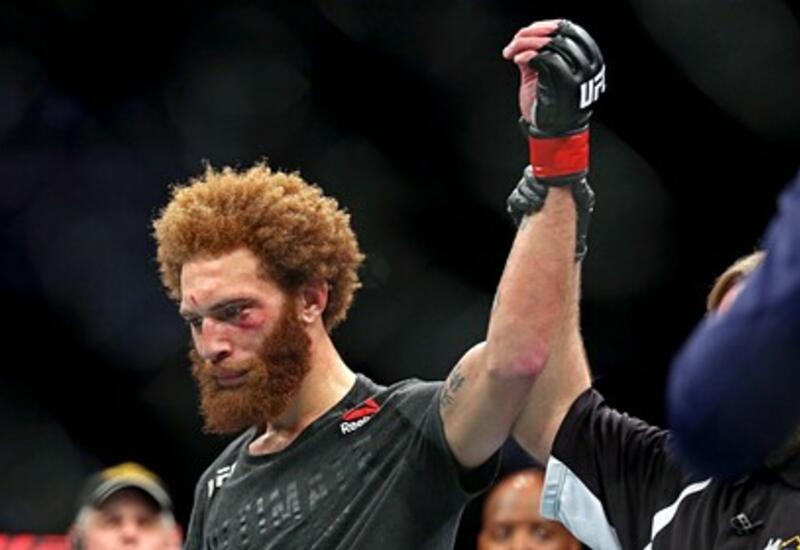 Бойца UFC арестовали по подозрению в ограблении
