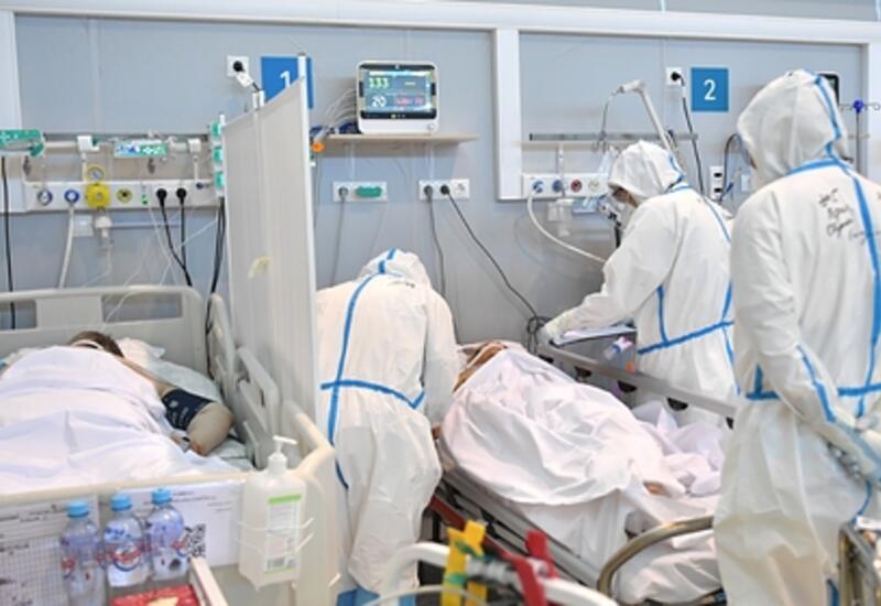 В России выявили 17 611 новых случаев коронавируса