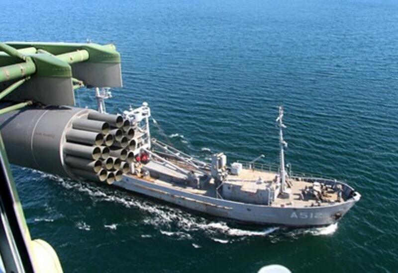 ВМС Украины провели тактические учения с авиацией в Черном море