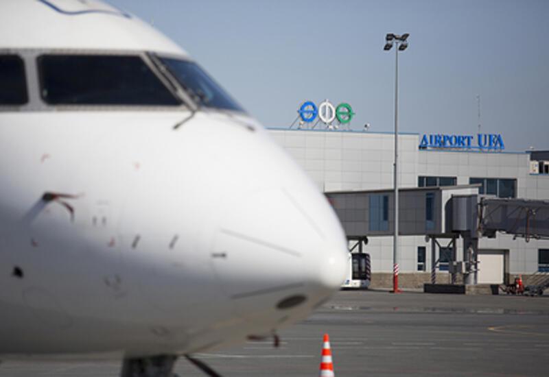Boeing-767 загорелся при посадке в российском аэропорту