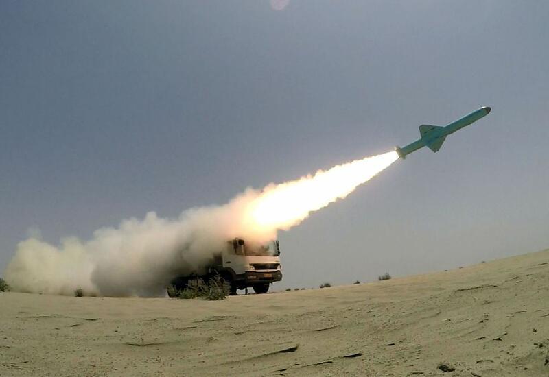 Военная база на западе Ирака подверглась ракетному обстрелу