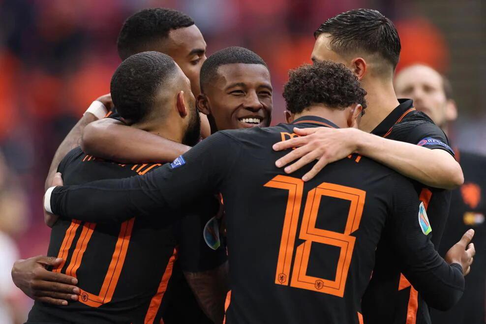 ЕВРО-2020: Нидерланды разгромили Северную Македонию
