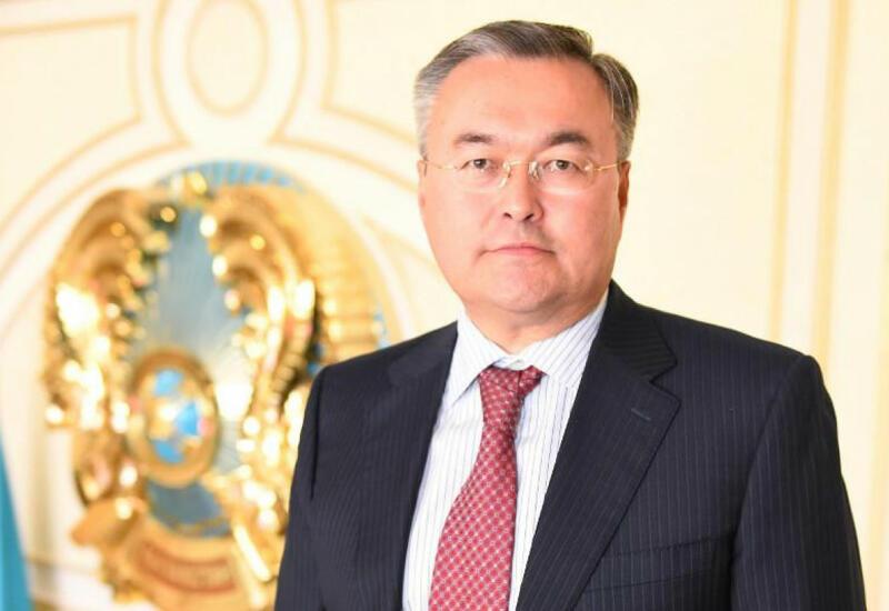 Глава МИД Казахстана прибыл в Азербайджан