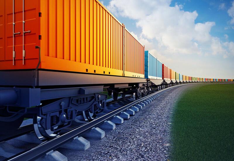 Первый блок-поезд из Финляндии в Индию пройдет через Азербайджан