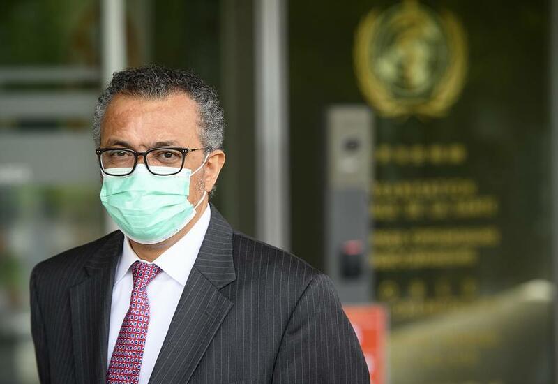 Заболеваемость коронавирусом в мире снижается восьмую неделю подряд