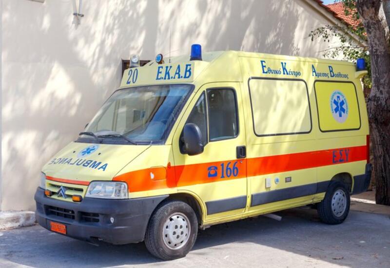 В Греции разбился одномоторный самолет
