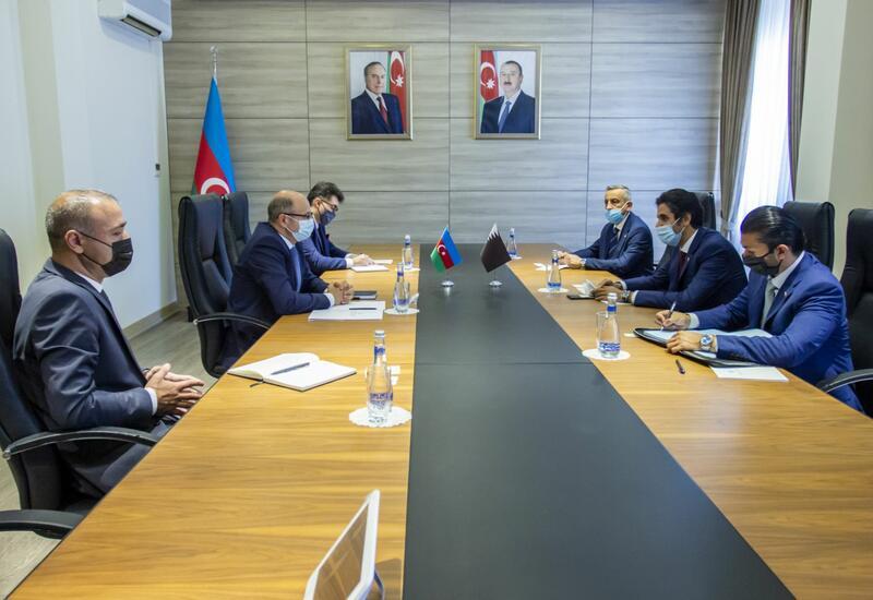 Азербайджан и Катар обсудили сотрудничество по возобновляемым источникам энергии