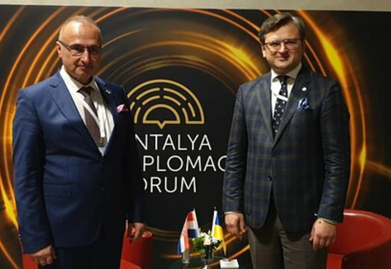 Украина анонсировала зону свободной торговли с Турцией
