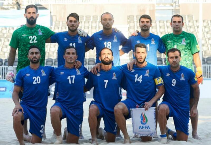 Азербайджан стартовал в отборе на ЧМ с победы над Францией