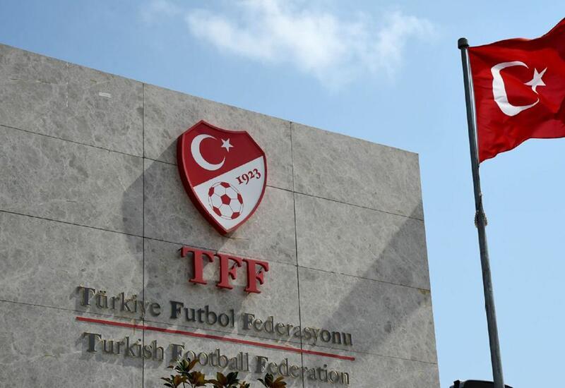 Федерация футбола Турции выразила признательность Азербайджану