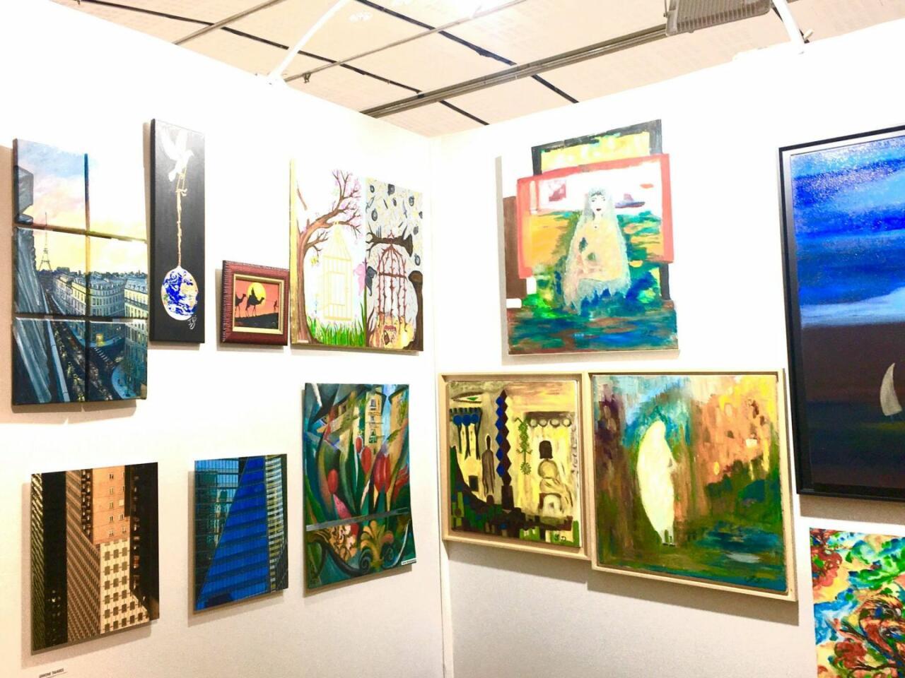 Картины азербайджанских художников представлены в Лувре