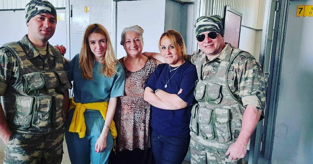 Снимается художественный фильм о генерал-майоре Поладе Гашимове