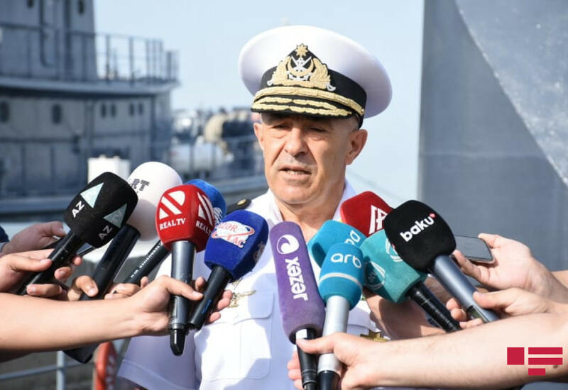 Безопасность Каспия защищается на высоком уровне