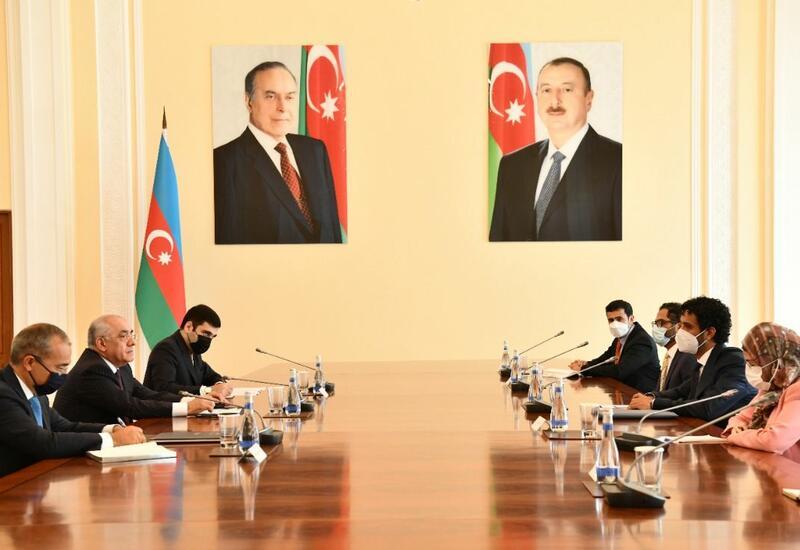 Азербайджан и ОАЭ обсудили перспективы расширения торгово-экономических связей