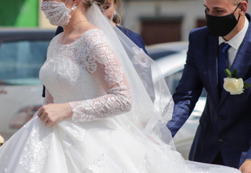 При каких условиях будут проходить свадьбы?